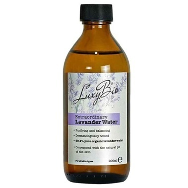 Luxy Bio  Fabulous Lavender Water 200ml Renksiz